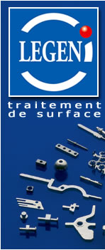 LEGENi.fr - Traitement de surface